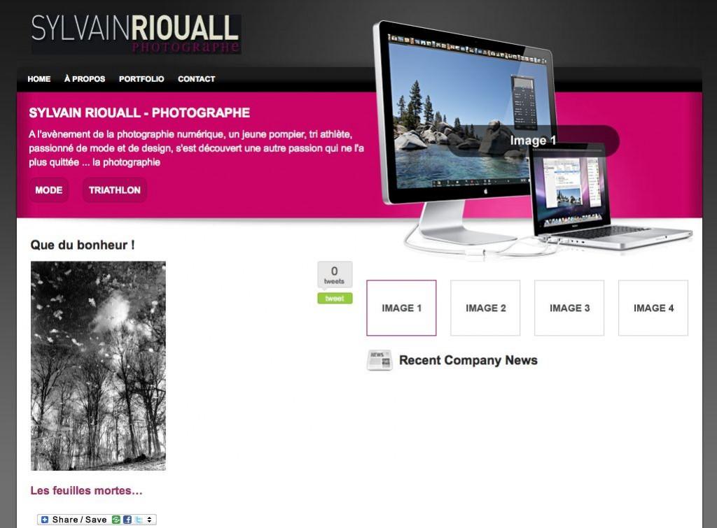 Blog de Sylvain Riouall - Photographe