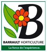 Logotype Barrault Horticulture