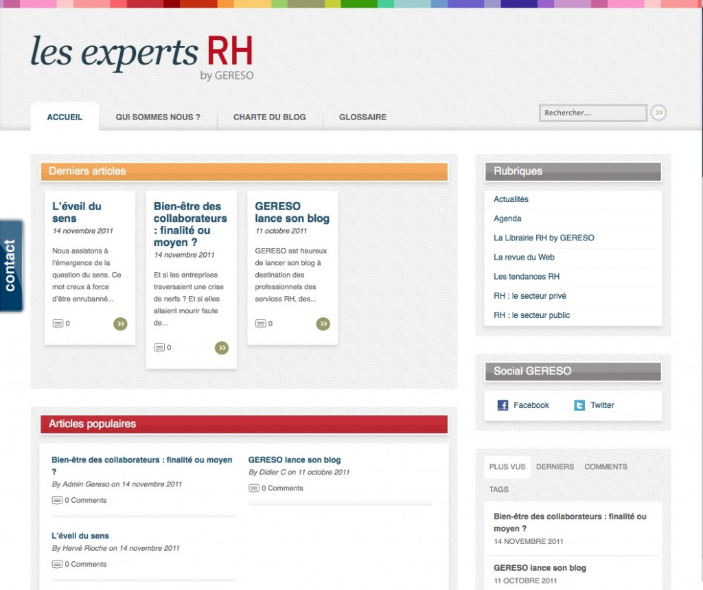Blog GERESO - Les Experts RH