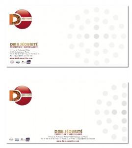 Cartons de correspondance DMDH Sécurité
