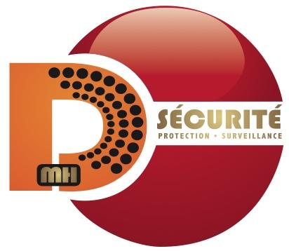 Logotype DMH Sécurité 2011