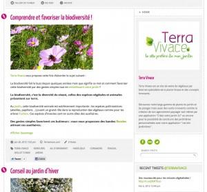 Blog Terra Vivace tumblr